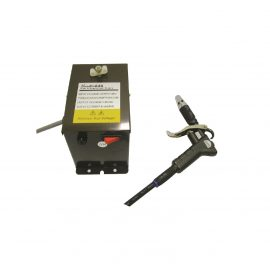 Hunter 445 + 446 Ionizing Gun with Power Supply