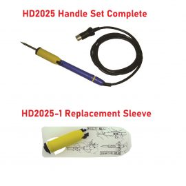 Daiichi HD2025 / HD2025-1 Handle Set / Replacement Sleeve