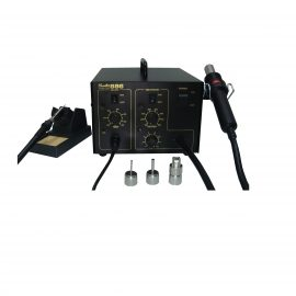 Hunter 886 ESD 2 in 1 Rework Station ( Lead Free )